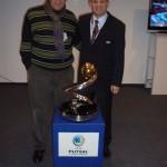 Working for UEFA @ EC Futsal Croatia 2012