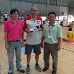 University game and new sponsor Grand Sport