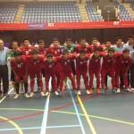National Futsal Team Thailand