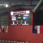 AFF 2013 scoreboard