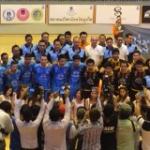 Opening Futsal season in Phuket