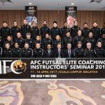 AFC Elite Futsal Course Malaysia