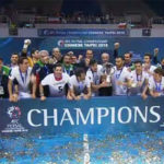 UEFA and AFC end tournament