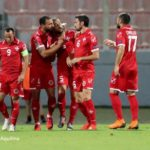 Malta-Azerbaijan UEFA nations Football League