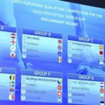 Draw World Cup qualification